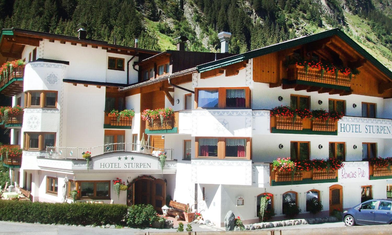 Hotel Pitztal St Leonhard